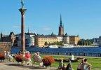 Drei baltische Hauptstädte  mit Linienbus