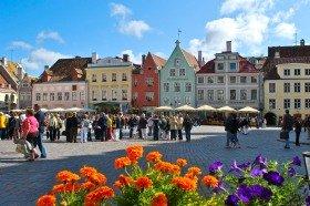 Individuelle Radtour im  Baltikum: Estland-Lettland-Litauen