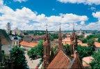4 Tage Urlaub in Vilnius